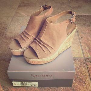 Franco Sarto Women's Trellis Wedge Sandal